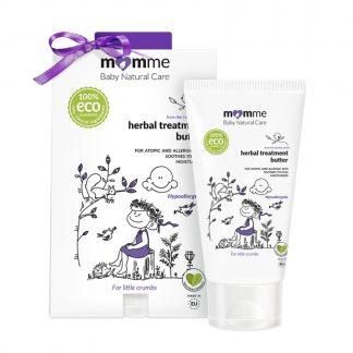 Momme Herbal Butter 100%全天然草本嬰兒高效潤膚膏